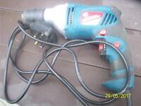 Silverline 550 watt hammer drill 240volt