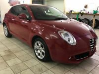 !!READY TO GO!! 2009 ALFA ROMEO MITO / MOT DEC 2019 / FULL SERVICE HISTORY / DRIVES EXCELLENT