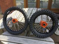 hann wheels and parts for ktm sx 85
