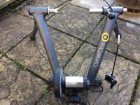 Cycleops Mag turbo trainer c/w handlebar adjuster
