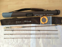 9ft 4wt fly rod with line