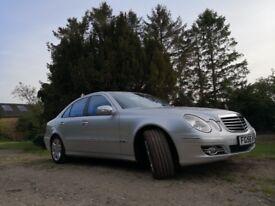 Mercedes E320 cdi low mileage