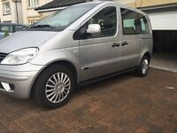 Mercedes mpv 1.6 petrol,,2004/54 plate ,,very rare car