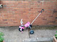 FREE!! Cute little tricycle, fully working