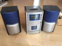 Schneider ML17 Micro System - CD and cassette