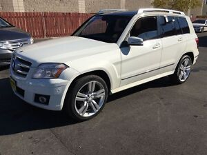 2011 Mercedes-Benz GLK-Class 350, Automatic, Leather, Panoramic