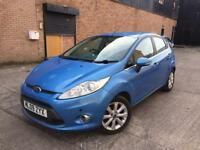 2009 Ford Fiesta 1388 petrol 5 door hatchback 12 month mot genuine low mileage