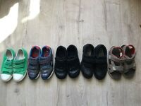Clarks x 4 and Timberland x 1 Boys Shoes size 12 & 12.5