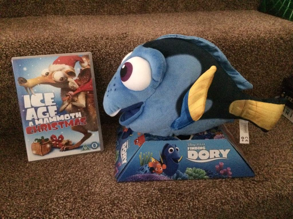 Finding dory teddy