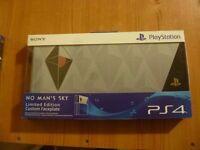 No Man's Sky Faceplate Playstation 4 - PS4
