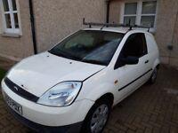 Fiesta van spares or repair
