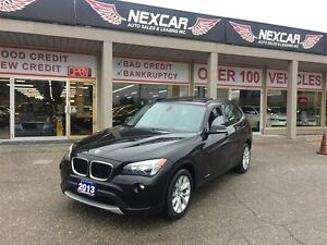 2013 BMW X1 AUTO* AWD NAVIGATION PANOROMIC ROOF 89K