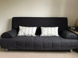 IKEA Beddinge Sofa Bed Futon (Three Seater) With Storage Box