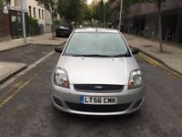 FORD FIESTA 1.6 STYLE (2007), AUTOMATIC, 70K, MOT, CHEAP