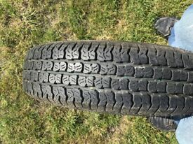 145R 13 74S BRAND NEW TYRE - POST or collect Surrey