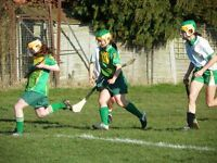 Camogie -play a fun team sport