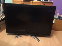 37 inch lcd tv with free view in 90 pound