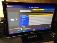 """Panasonic viera 42"""" HD PLASMA TV"""