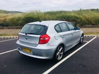 BMW one series, full M.O.T loads of new parts