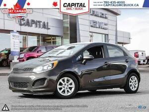 2014 Kia Rio HB HEATED SEATS BLUETOOTH 83K KMS