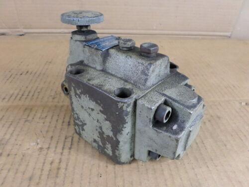 Sperry Vickers XCG-06-3F-21 Reducing Valve