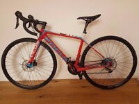 Focus Cayo Disc Donna 105 Road bike 48cm