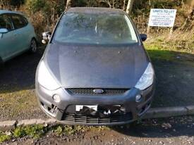 Ford S-max breaking