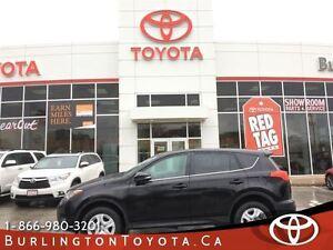 2013 Toyota RAV4 LE ALL WHEEL DRIVE