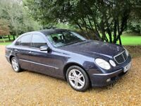Mercedes E220 CDI Elegance, Diesel with FSH, 14 stamps!