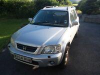 Honda CRV 2000(W) 4x4