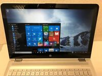 "HP ENVY x360 15 aq055na 15.6"" 2 in 1 - Silver Convertible laptop - Warranty"