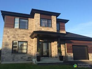 450 000$ - Maison 2 étages à vendre à Lévis