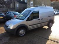 Ford transit connect lwb hi top 53 plate