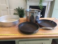 Pots, Pans etc