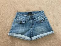 Warehouse Denim shorts