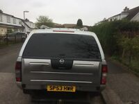 Navara *low mileage * good condition