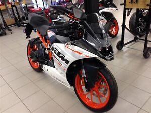 2016 ktm RC 390 Sport