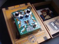 Dr.No Evil Mother Fuzzer, fuzz guitar pedal
