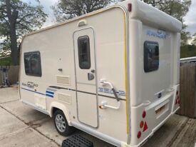 2009 Bailey Ranger GT 60 caravan