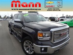 2015 GMC Sierra 1500 SLT   Z71, Tow Package, Heated/Cooled Seats