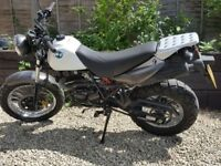 Hyosung RT125D motorcycle 125 CC Sand bike low mileage in excellent condition