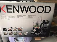 MAKE ME AN OFFER Kenwood food processor