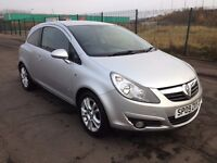 2009 Vauxhall corsa 1.2 sxi , mot - December 2017 , full service history 8 stamps ,clio,fiesta,punto
