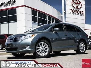 2010 Toyota Venza 4 CYL FWD FUEL SAVER WITH ONLY 41894 KMS!!