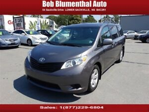 2012 Toyota Sienna LE 7 Passenger V6 7-Pass HARD TO FIND LOW...