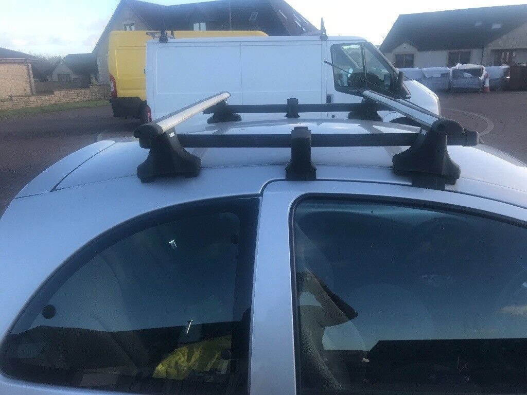 Ford Ka Thule Roof Rack