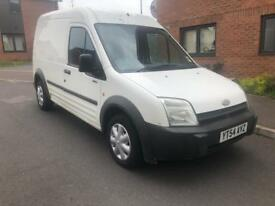 Ford transit connect high roof LWB long mot 140k FSH!!