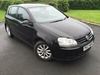 2007 VW Golf 1.9 TDI Match Volkswagen