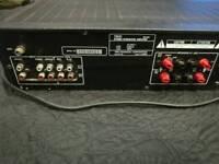 Amplifier trio kenwood 150W