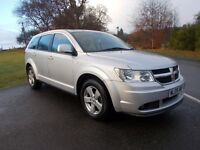 2009 09 DODGE JOURNEY 2.0CRD DIESEL SXT 7 SEATER MOT DECEMBER 2017